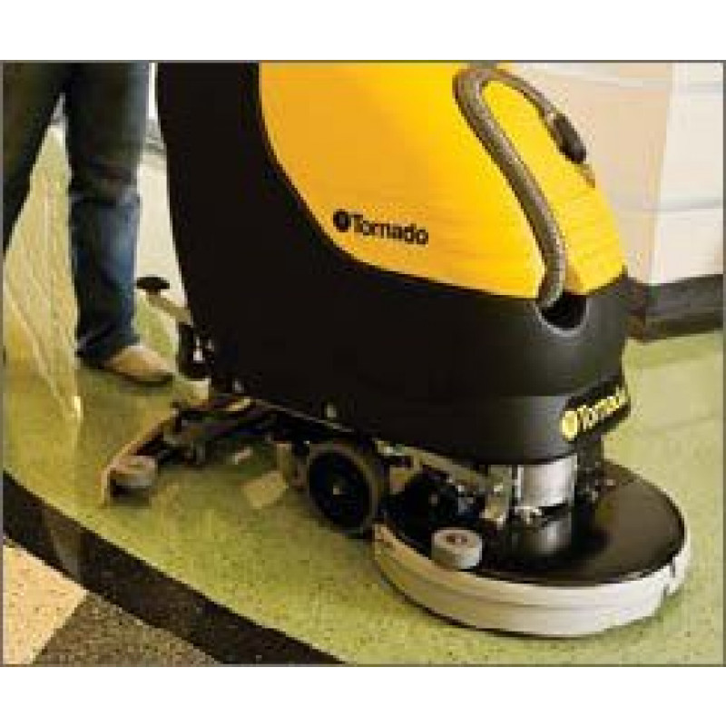 "tornado® bd 20/11 automatic floor scrubber - 20"" rotary / disc head"