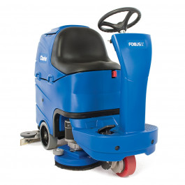 Clarke® Focus® II MicroRider™ Ride On Automatic Floor Scrubber - 21 Gallons