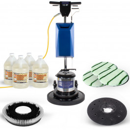 Carpet Scrubbing Buffer Package