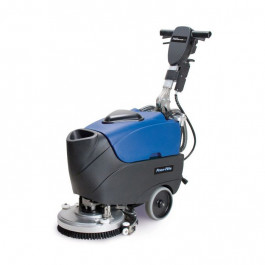 Powr-Flite® 'Predator 14' Battery Powered Automatic Floor Scrubber (4.5 Gallon) - 14 inch