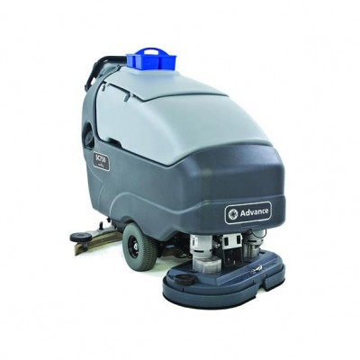 Advance SC750 ST 26 inch Battery Floor Scrubber w/ Pad Holders