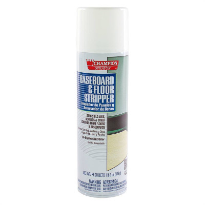 Baseboard Cleaner & Wax Stripper