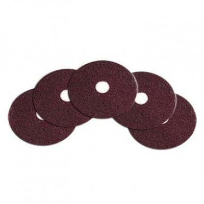 20 inch Heavy Duty Ultra Brown Stripping Pads