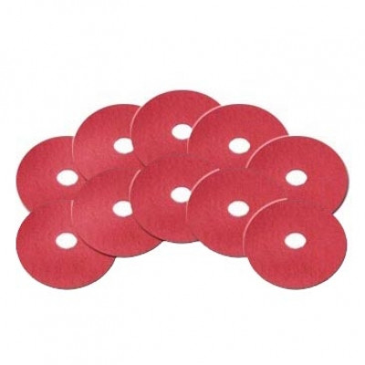 6.5 inch Red Pad for MSR-15E