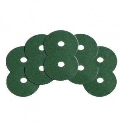 6.5 inch Green Pads for MSR-15E