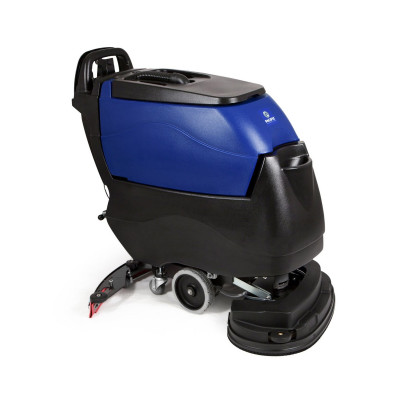 Pacific Floorcare® S-24XM 24 inch Battery Powered Floor Scrubber (11 Gallon) w/ Pad Driver