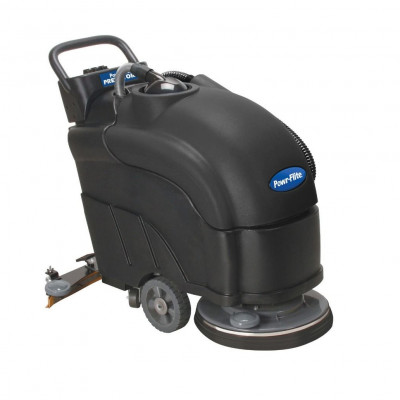 "Powr-Flite® Predator 20"" Battery Powered Walk Behind Auto Scrubber"