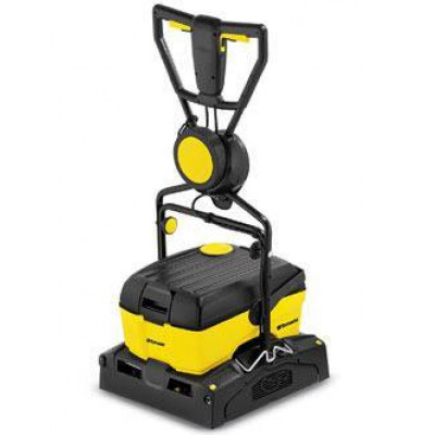 Tornado® BR 16/3 Automatic Cylindrical Floor Scrubber
