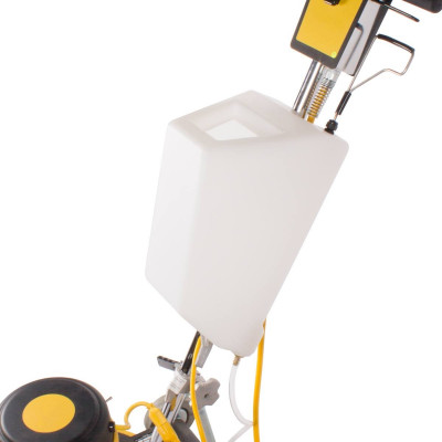 Rotary Floor Scrubber Solution Tank