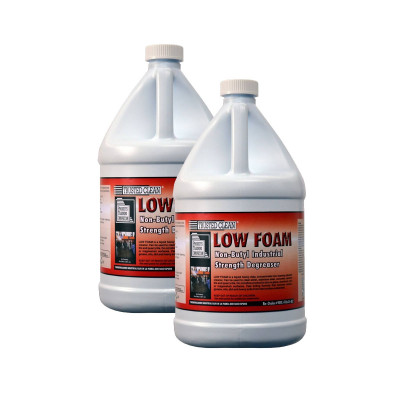 Tough Low Foaming Degreaser