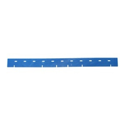 Front Squeegee for Fang 26T/Task-Pro 24T, Blue