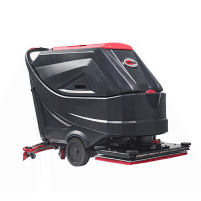 "Viper AS7190TO Walk Behind Orbital Automatic Floor Scrubber (14"" x 28"" Head) w/ Traction Drive"