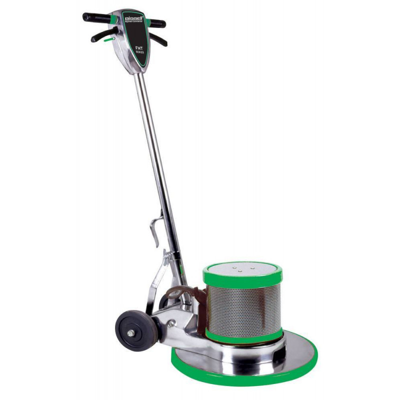 Bissell 175 300 rpm dual speed floor scrubbing machine for Floor scrubber