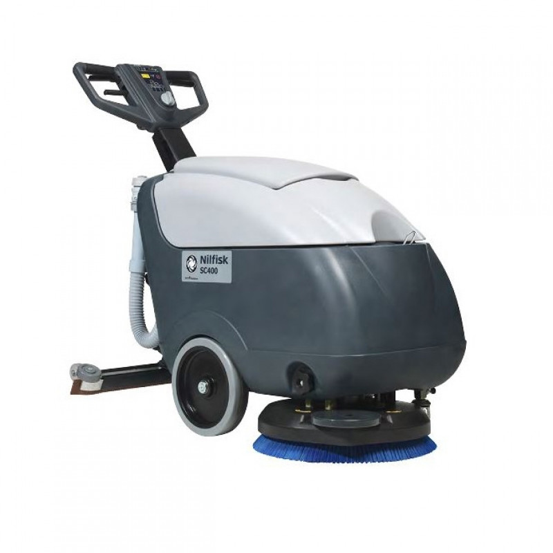 Advance 174 Sc400 Electric Floor Scrubber 17 Inch