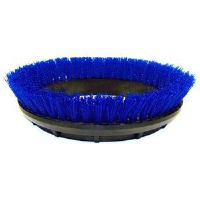 Oreck Orbiter 12 Inch Blue Ceramic Tile Grout Scrub Brush