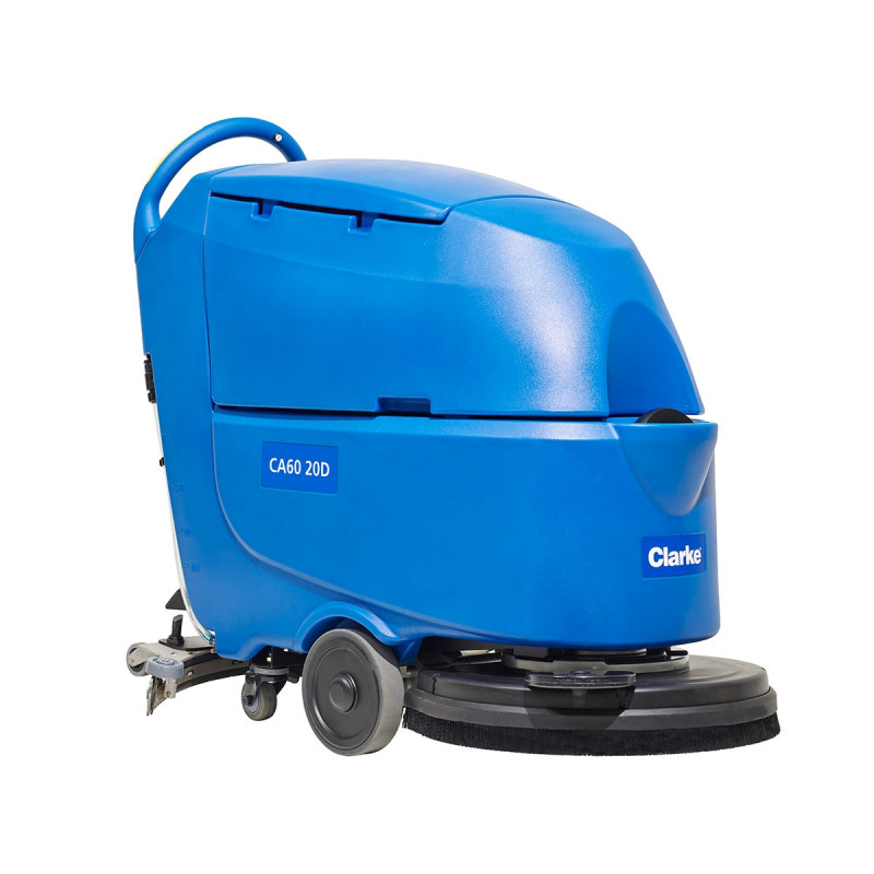 Clarke 174 Ca60 20 Quot Automatic Floor Scrubber Model 56385411