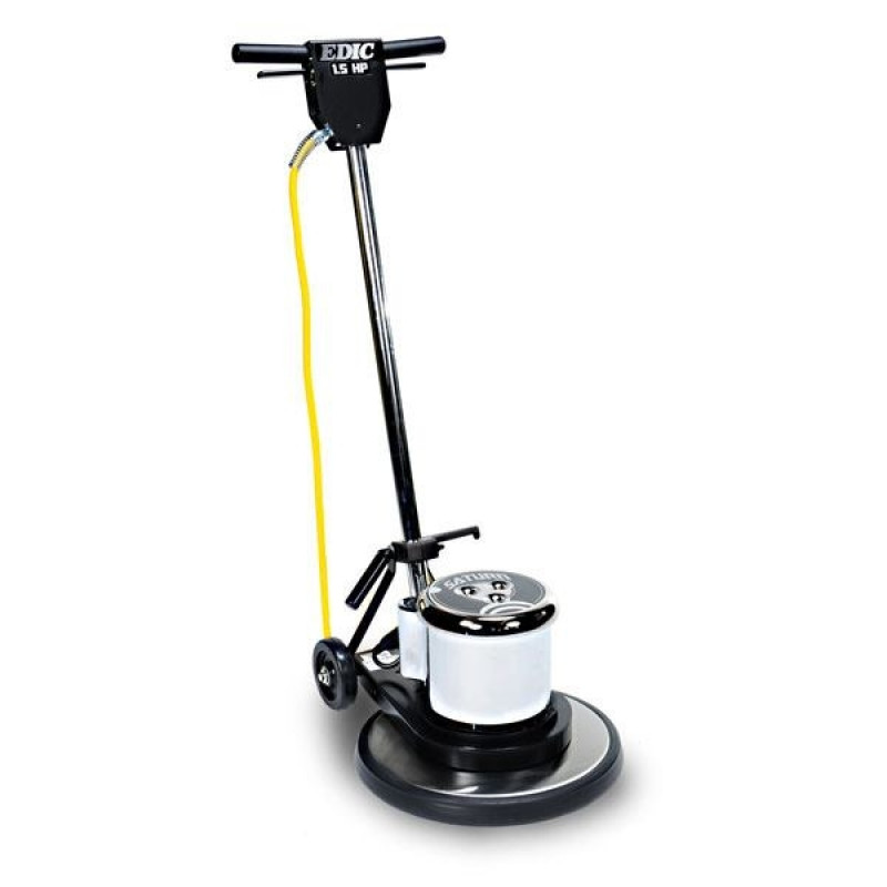 Edic Saturn 17 Inch Side To Side Floor Buffer Scrubber