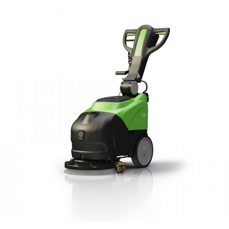 Ipc Eagle Ct15b Portable Automatic Floor Scrubber Battery