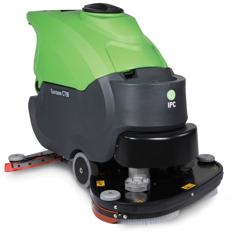 Ipc Eagle Ct90 Walk Behind Self Propelled Floor Scrubber