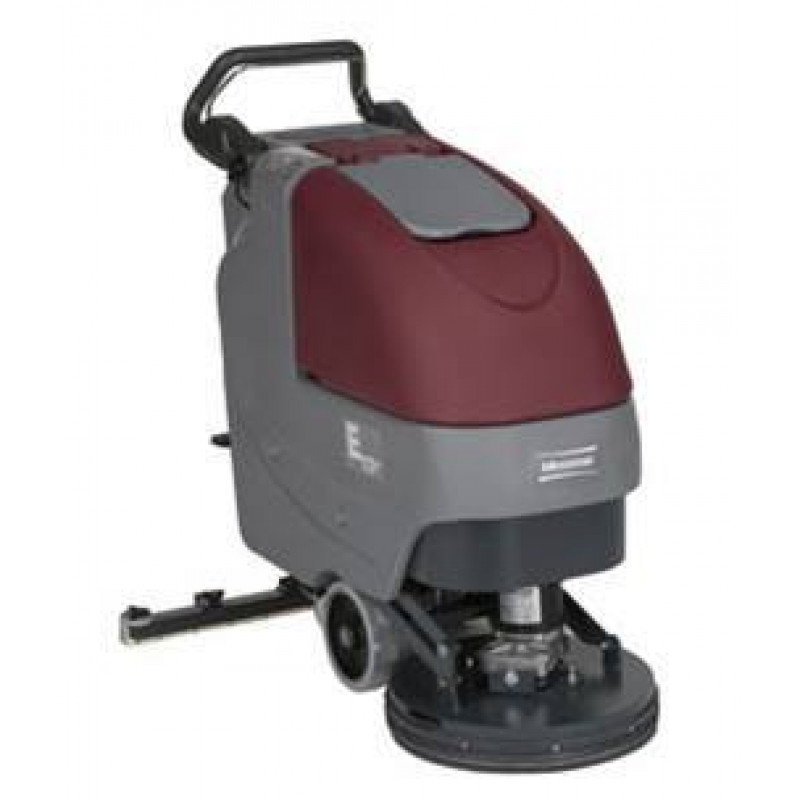 17 inch automatic floor scrubber for Floor scrubber