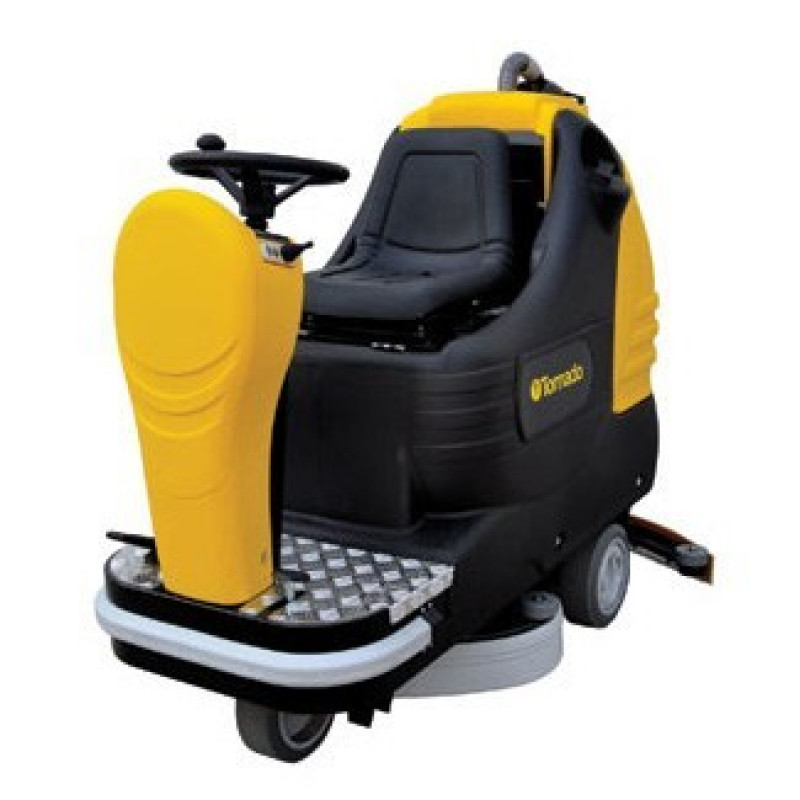 Tornado 174 Bd 26 27 Ride On Floor Cleaning Automatic