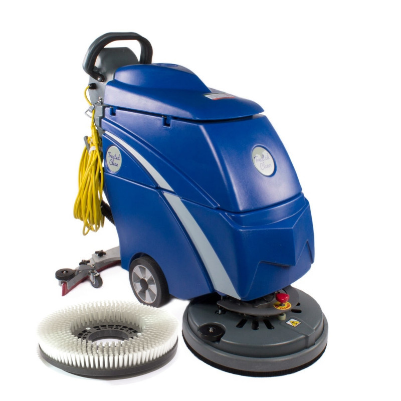 Trusted Clean Dura 18hd Electric Auto Scrubber 18