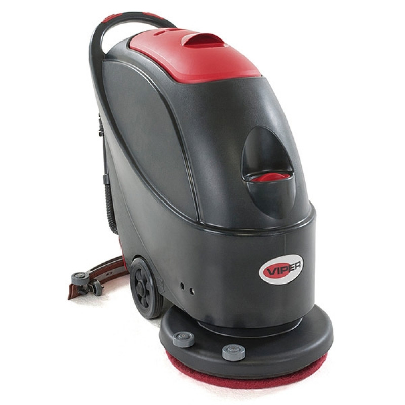 Viper 17 Quot Electric Automatic Floor Scrubber W 65 Power