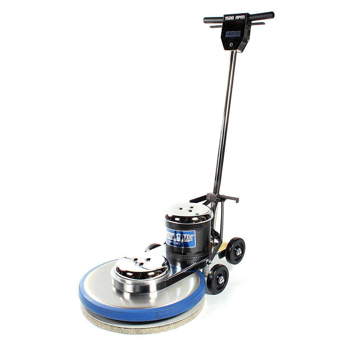 20 Quot Trusted Clean Polished Steel Body Floor Burnisher