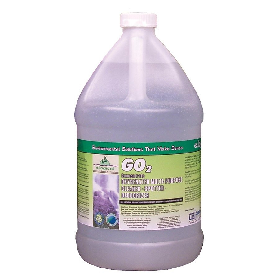 Go2 Concentrated Hydrogen Peroxide Grout Cleaning Solution