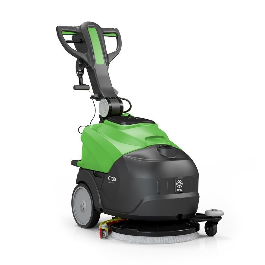 IPC Eagle CT30 Battery Powered Mini Floor Scrubber - 18 inch | Eagle Propane Burnisher Wiring Diagram |  | FloorScrubbers.com