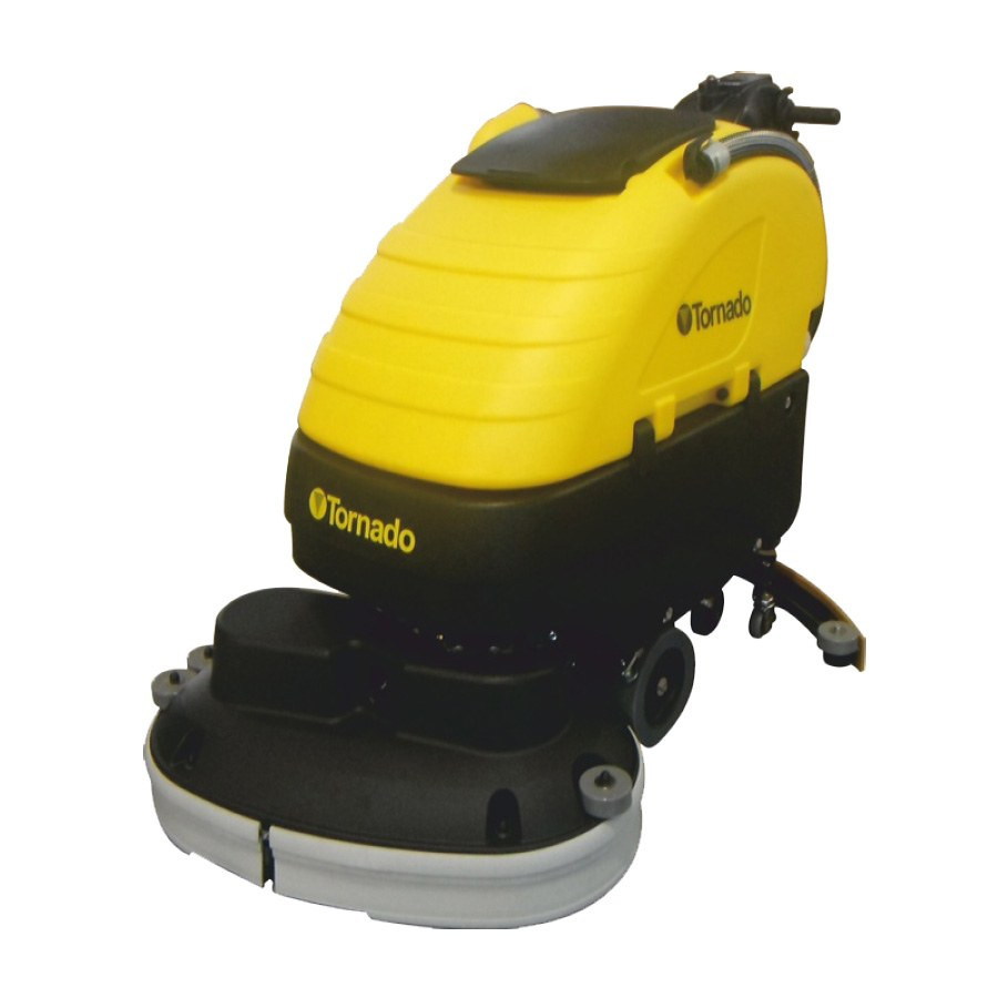 Bd 26 26 hospital auto scrubber by tornado for Floor scrubber
