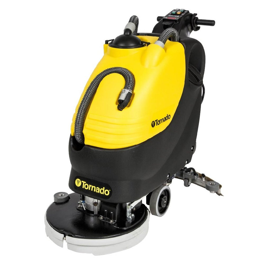 Tornado 174 Bd 20 11 Automatic Floor Scrubber 20 Quot Rotary
