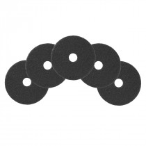 15 inch Black Floor Stripping Pads
