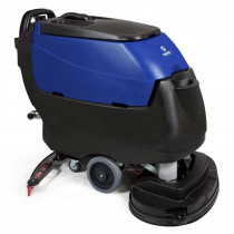 """Pacific Floorcare® 32"""" Battery Powered S-32 Auto Scrubber (22 Gallon) w/ Pad Drivers"""