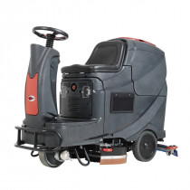 "Viper AS850R 32"" Rider Automatic Floor Scrubber - 31 Gallons"
