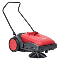 "Viper 28"" Manual Push Sweeper"