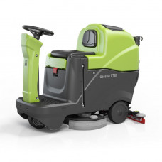"""IPC Eagle 24"""" CT80 Ride on Automatic Floor Scrubber"""