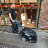 Electric Automatic Floor Scrubber - double scrub, no squeegee